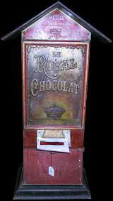 Le Royal Chocolat the  Vending Machine
