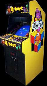 Q*bert [Model GV-103] machine