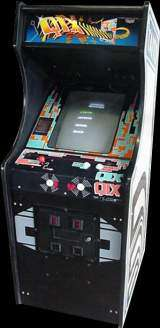 Qix the  Arcade Video Game
