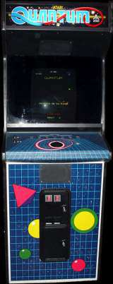 Quantum the  Arcade Video Game