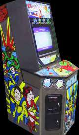 Quartet [Model 315-5194] the  Arcade Video Game