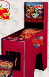 Wild Thing the Coin-op Redemption Game