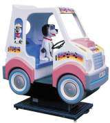 Jazz Van the  Kiddie Ride