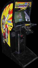 Enduro Racer [Upright model] the Arcade Video Game