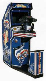 Battle Shark [Europe model] the Arcade Video Game PCB