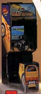 Race Drivin' [Compact model] the  Arcade Video Game