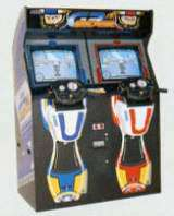 GP Rider [Upright model] the Arcade Video Game PCB