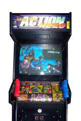 Johnny Nero: Action Hero the  Arcade PCB