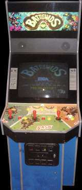 Battletoads the  Arcade Video Game