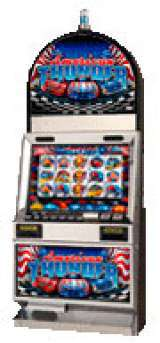 American Thunder the  Slot Machine