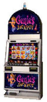 Genie's Jackpot the  Slot Machine