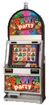 Fruit Party the  Slot Machine