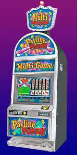 Payline Poker! the  Slot Machine