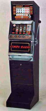 Compu Flash - Double or Even the  Slot Machine