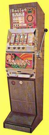 Roulet the  Slot Machine
