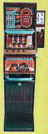 Stock-Car the  Slot Machine