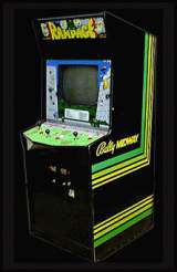 Rampage [No. 0E36] the  Arcade Video Game