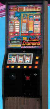 Double Diamond [CG Mini Cabinet model] the Slot Machine