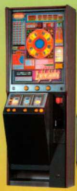 Lykkehjul [Compact Cabinet model] the  Slot Machine