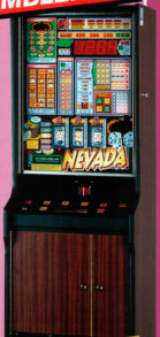 Nevada [CG Cabinet model] the  Slot Machine