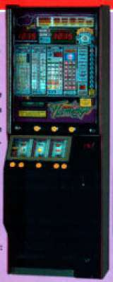 Flamingo [Compact Cabinet model] the  Slot Machine