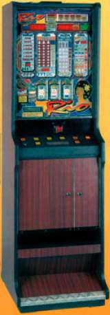 Rio [CG Cabinet model] the  Slot Machine