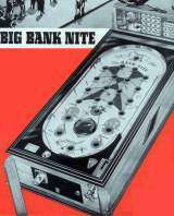 Big Bank Nite the Coin-op Pinball