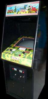 Rescue Raider [Model 0J18] the Arcade Video Game PCB