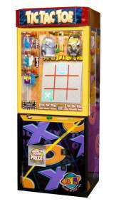 Ultimate Tic Tac Toe the Coin-op Redemption Game
