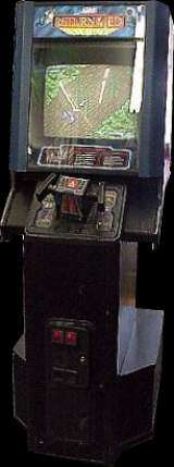 Return of The Jedi the Arcade Video Game