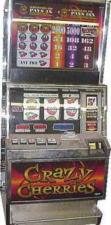 Crazy Cherries the Slot Machine