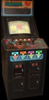 Rim Rockin' Basketball the Arcade Video Game