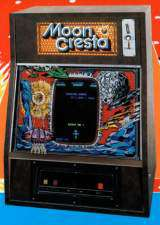 Moon Cresta the  Arcade Video Game PCB