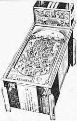 College Football the Coin-op Pinball