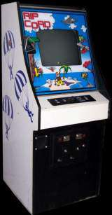 Rip Cord the  Arcade Video Game