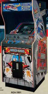 2in1: Rolling Crash + Moon Base [Model RCA-1001] the  Arcade Video Game
