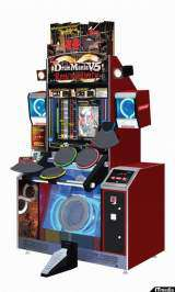 Drummania V5 Rock to Infinity the Arcade Video Game