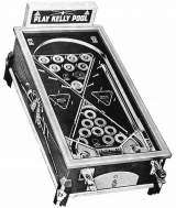 Kelly Pool the Coin-op Pinball
