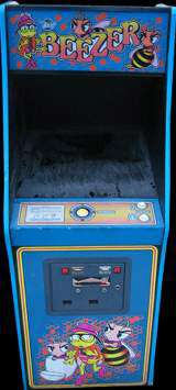 Beezer the  Arcade Video Game PCB