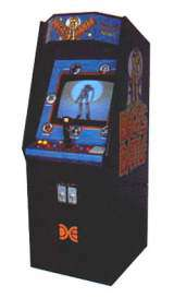 Bega's Battle the Arcade Video Game