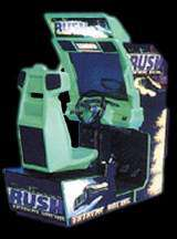 San Francisco RUSH - Extreme Racing the  Arcade Video Game PCB