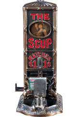 The Scup the  Vending Machine