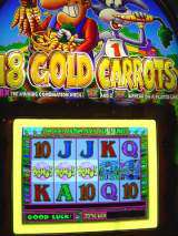 18 Gold Carrots the  Slot Machine