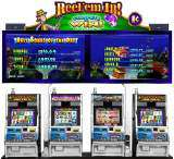Egyptian Riches [Reel 'em In! Compete to Win!] the  Slot Machine