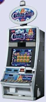 Crystal Forest [Cascading Reels] the Slot Machine