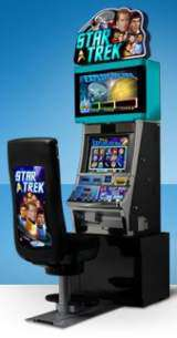 Star Trek - Explore New Worlds the  Slot Machine