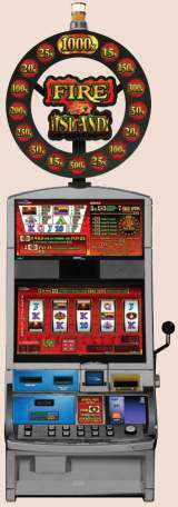 Fire Island the Slot Machine