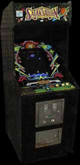Satan of Saturn the Arcade Video Game