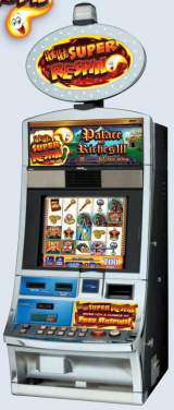 Palace of Riches III [Hot Hot Super Respin] the Slot Machine