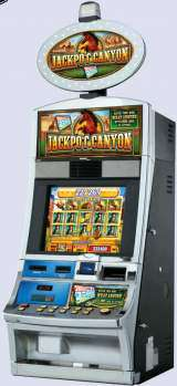 Jackpot Canyon [Wrap Around Pays] the Slot Machine